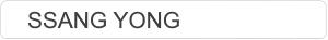 Frontscheiben Windschutzscheiben fuer Ssang-Yong
