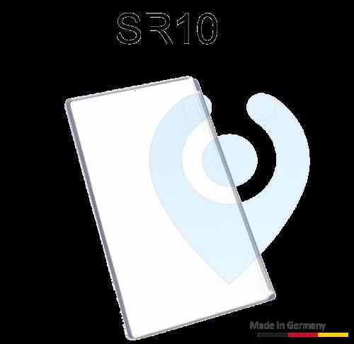 SR10 ko-rep Sensorplättchen Gel Plättchen mit Folie für die Windschutzscheibe Frontscheibe
