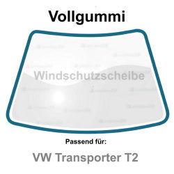 Rahmen Gummi Dichtung Frontscheiben Windschutzscheiben für VW Transporter T2
