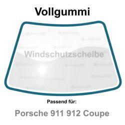 Rahmen Gummi Dichtung Frontscheiben Windschutzscheiben für Porsche 911 912 Coupe