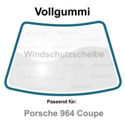 Rahmen Gummi Dichtung Frontscheiben Windschutzscheiben für Porsche 964 Coupe