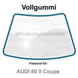 Rahmen Gummi Dichtung Frontscheiben Windschutzscheiben für Audi 80 II Coupe