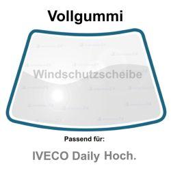 Rahmen Gummi Dichtung Frontscheiben Windschutzscheiben für Iveco Daily hoch 1990 - 1998