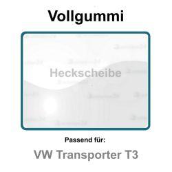 Rahmen Gummi Dichtung Heckscheibe Heckklappe für VW Transporter T3