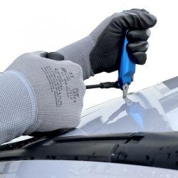 Autoglas Frontscheibe PMA Kaltschneidemesser mit stufenloser Klingenverstellung