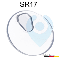 SR17 Sensorplättchen Sensorpad für den Regensensor Lichtsensor