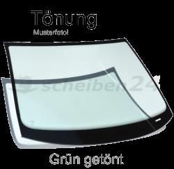 Frontscheibe Windschutzscheibe für Hyundai Elantra Typ XD Bj.2000-2006 Grün getönt SH-WSG1491