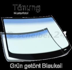 Frontscheibe Windschutzscheibe für Hyundai Coupe Typ RD Bj.1996-2002 Grün getönt Blaukeil SH-WSG1489