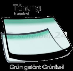 Frontscheibe Windschutzscheibe für Maserati Ghibli Typ M157 ab Bj.2013 Grün getönt Grünkeil SH-WSG1813