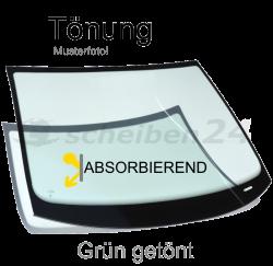 Frontscheibe Windschutzscheibe für Volvo XC90 Typ 256 ab Bj.2014 Grün getönt absorbierend SH-WSG3818