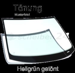 Frontscheibe Windschutzscheibe für Hyundai Atos Typ MX ab Bj.1997 Grün getönt SH-WSG1485