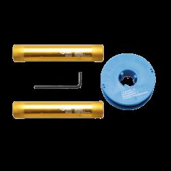 Windschutzscheiben-Werkzeug-Satz Draht und Griffe