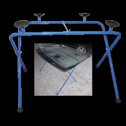 Windschutzscheiben-Ständer mit Saugplatten